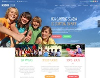 Kids Club WordPress Theme