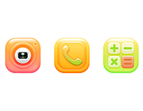 Fruit Jelly Icon