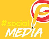 Social Media | Papelaria Glória