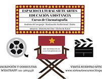 ENTORNO EDUCATIVO: Actividades y Recursos de Cine