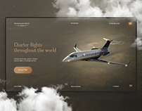 Business Aviation Club | Сайт на Тильде
