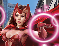 Scarlet Witch Fanart