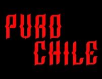 Puro Chile font