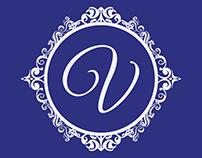 Logo - Valéria Ribeiro - Decoradora de Festas