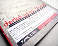 derkó.pécsi.2014 – exhibition design