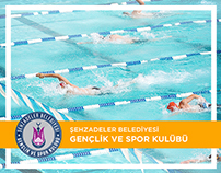 Şehzadeler Sport Club Web Site Design