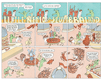 Little Nemo in Slumbraland