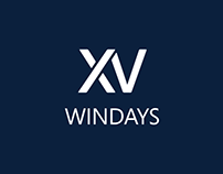 Microsoft WinDays15 - Conference Creative