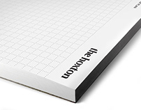 THE HOXTON NOTEPADS