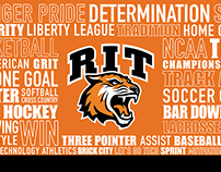 RIT University Arenas - Promotional Items