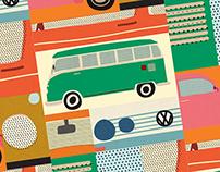 Volkswagen - Print & Pattern