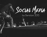 Social Media | Isa Bertolani | 2015
