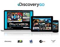 Discovery GO: Info Hub & Marketing