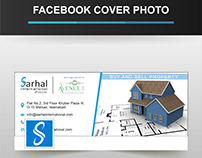 Facebook Cover Design | Sarhal International | Avenue 3