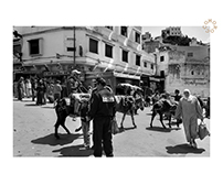 Morocco Pt. 1 Black & White Photography