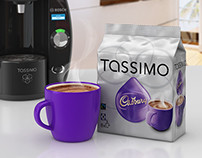 Tassimo Product Visualisation