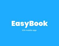 EASYBOOK®— iOS APP DESIGN|2020