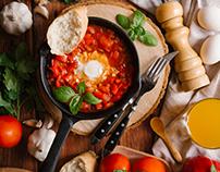 Food - Кулинарный проект