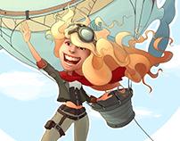 Pilot-girl