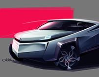 Mitsubishi Slash