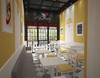 Qatar HagiaSophia Restaurant