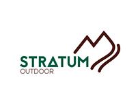 Stratum Outdoor Branding