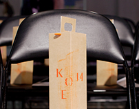 Goodiebag design - ''Koe 14'' Fashion show