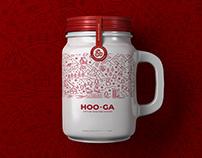 HOO-GA (created for OPUS B Brand Design)