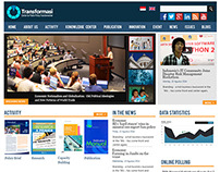 Web Design For Transformasi.org