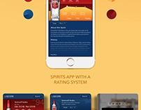 Liqcore App Design