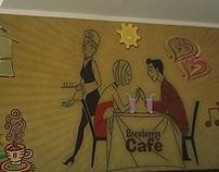 Brewberrys Cafe, Hosur, India