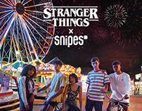 Stranger Things | Snipes