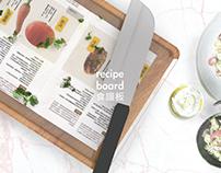 Recipe Board