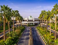Holiday Inn (Izdihar) - Areials