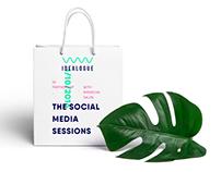 Idealogue Campaign - Visual Brand Identity Design