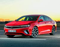 Opel Insignia GSI 2022