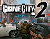 Crime City 2 - 3D Prototype GREE 2012