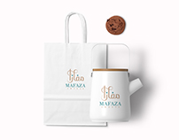 MAFAZA SWEETS | Logo & Box Design