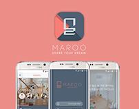 Maroo share house service app