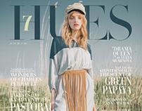 Editorial 7Hues magazine. New York