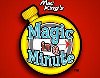 Magic In A Minute Cartoon