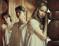 "Three sisters. Based on ""Three sisters"" by A. Chekhov"