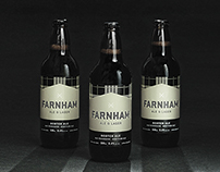 Brasserie Farnham | Scotch Ale Packaging | lg2boutique