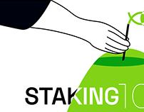 stake.fish Blog Redesign