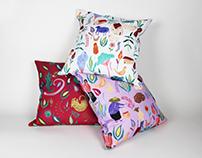 Altos de Chiapas Pillows