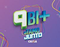 Caixa #TamoJunto 9bi+