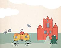 De sprookjesfabriek - project for schoolexam