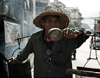 Bangkok - Street Market