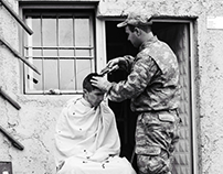 Military Memories 1 - The Barber