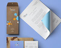 Brand and site development for Olman Genetics